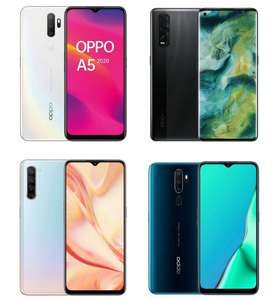 Oppo A5 64GB Smartphone - £102.89 | Oppo Find X2 Snapdragon 865 120hz - £685.99 | Find X2 Lite 5G - £290.07 With Code @ Oppo Mobiles