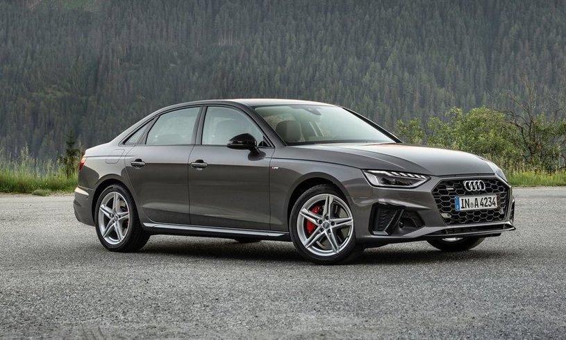 New Audi A4 Saloon 35 TFSI Technik 4dr £23,555 on the road - saving £6853 @Nationwidecars