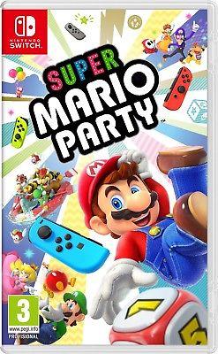 Super Mario Party SWITCH £35.99 @ Ebay ShopTo