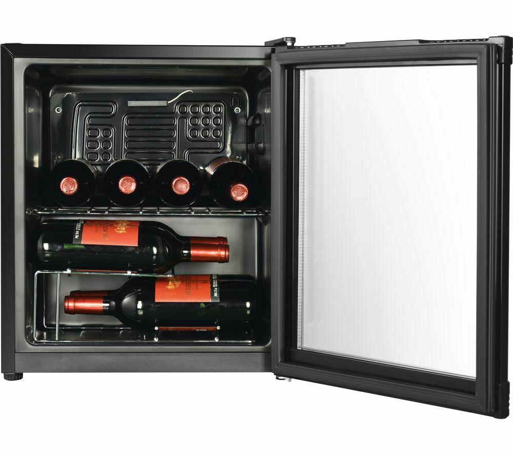 ESSENTIALS CWC15B18 Wine Cooler (15 bottles - 46L) - £59.97 delivered @ Currys / eBay