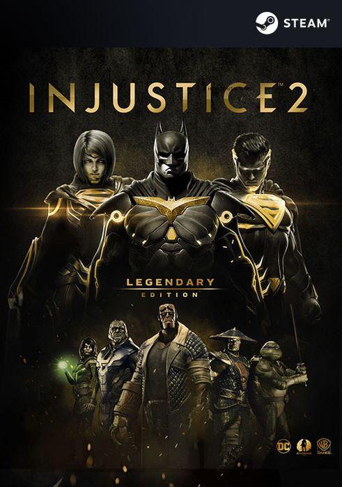 Injustice 2 legendary edition pc £6.99 @ CD Keys