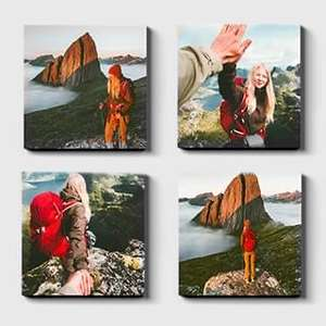 Mixpix 20x20 Tile Offers From £5 Each Delivered - also 6 Tiles For £25 or 12 at £40 (including shipping) @ MyPicture