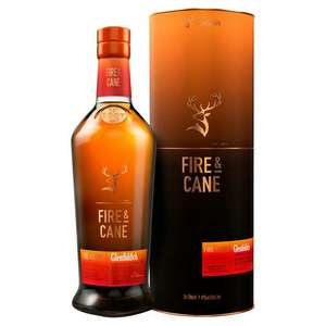 Glenfiddich Fire & Cane Experimental Single Malt Scotch 70cl £32 @ Sainsburys