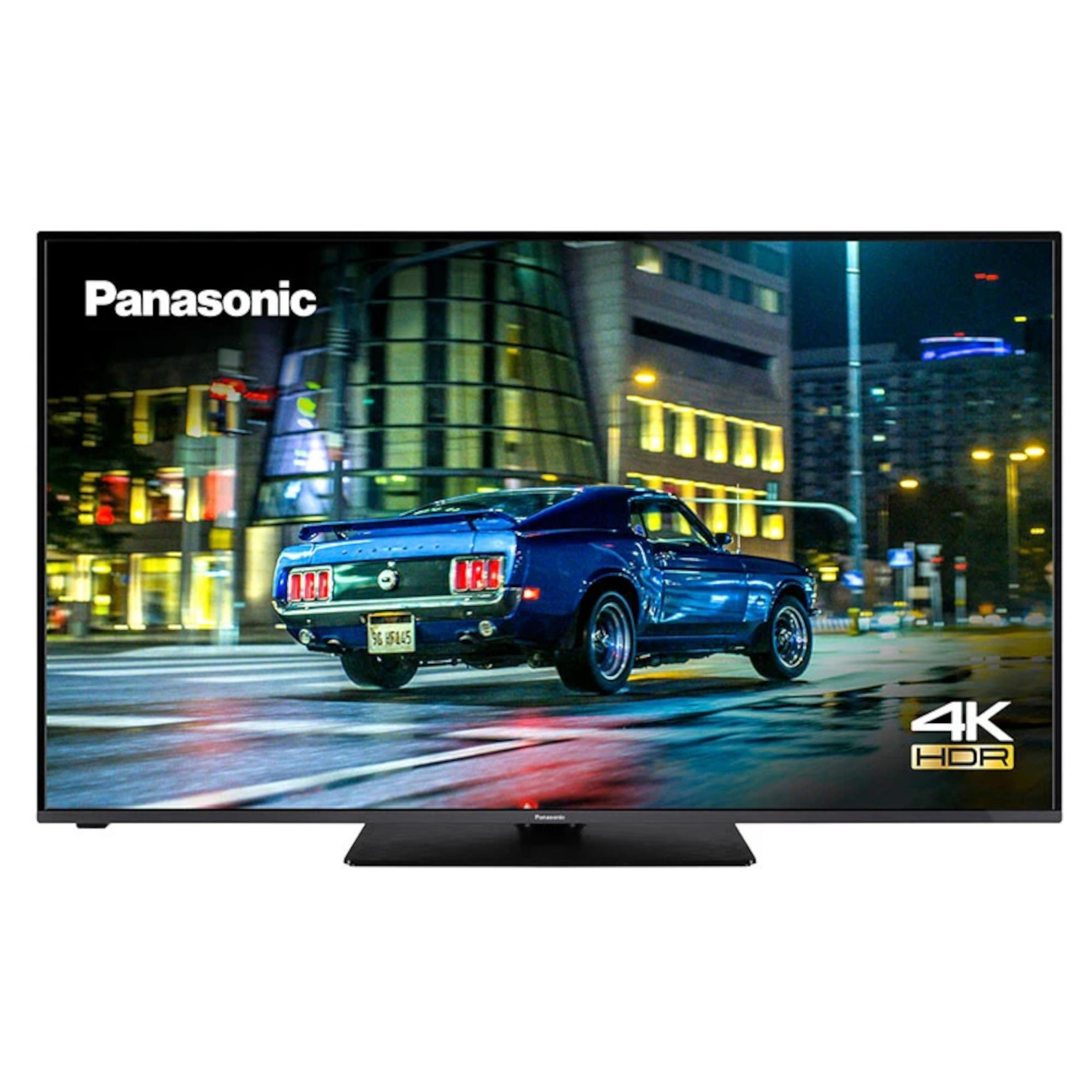 "Panasonic TX43HX580B 43"" Smart 4K Ultra HD HDR LED TV for £369 delivered @ Hughes"