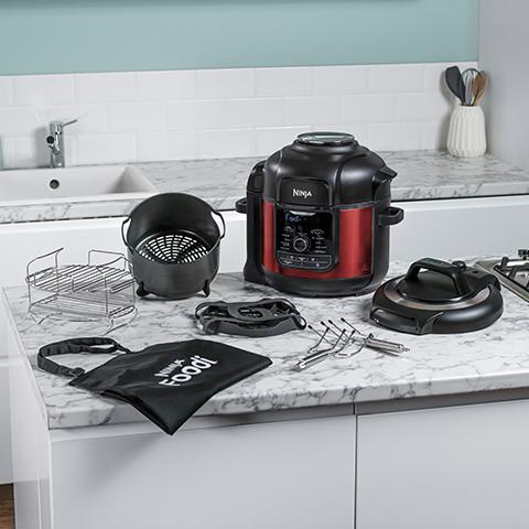 Ninja Black Friday Event - Ninja Foodi Max 9-in-1 Multi-Cooker 7.5L OP500UKDB for £179.96 delivered @ Ninja Kitchen