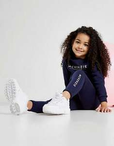 New McKenzie Girls' Mini Essential Crew Tracksuit. JD OUTLET For age 3 to 8 years old. £16 with code @ Ebay