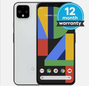 Google Pixel 4 XL 64GB Unlocked White Smartphone / Good Condition - £349.99 / Very Good - £374.99 / Pristine - £384.99 @ Music Magpie / Ebay