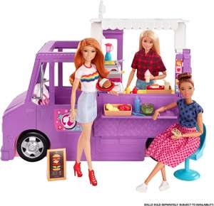 Barbie Fresh n Fun Food Truck - £35 @ Asda