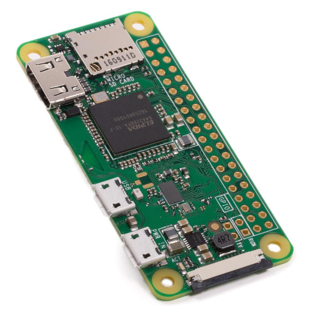 Raspberry Pi Zero W - £9.30 +£2.99 delivery @ ThePiHut