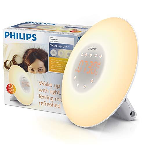 Philips Wake-Up Light Alarm Clock, £51.99 @ Amazon