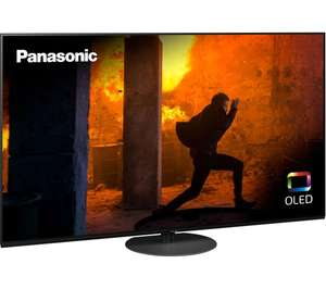 "PANASONIC TX-55HZ980B 55"" Smart 4K Ultra HD HDR OLED TV (2020) + 5 years guarantee - £1149 delivered @ Currys PC World"