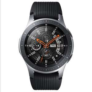 Samsung Galaxy Watch 46mm Silver / Black £179 + Add Galaxy Buds+ For An Extra £79 Or Buds Live For £109 With Code @ John Lewis & Partners
