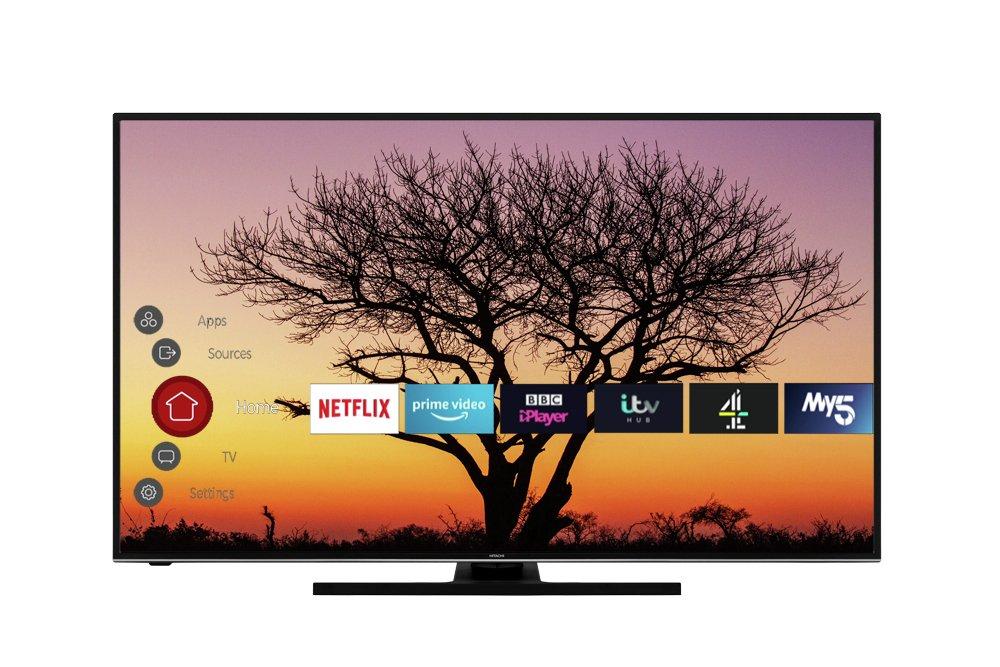 "hitachi 58"" smart led tv - £369.99 @ Argos"