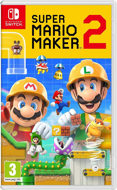 Super Mario Maker 2 (Nintendo Switch) £29.92 Delivered @ Amazon