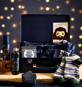 Better Than Half Price,Harry Potter A Night At Hogwarts Gift Set Now £20 + £3.95 Delivery From Boots