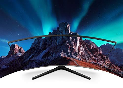 """Samsung LC32R500FHUXEN 32"""" Curved Monitor - FullHD, 3-sided bezel-less, Freesync, HDMI, VGA, Dark Grey £189 @ Amazon"""