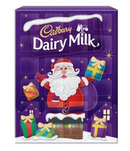 Cadbury chocolate advent calendar £1 @ Tesco