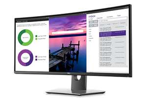 Dell UltraSharp 34 Curved USB-C Monitor: U3419W - £674.57 @ Dell