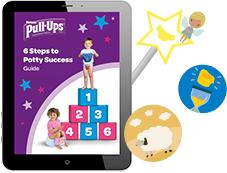 FREE Big Kid Game Potty Training Pack Disney Stickers at Huggies Pull Ups