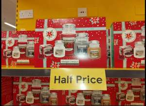 Yankee Candle Home Inspiration Exclusive Gift Set £20 from 24th November @ Tesco