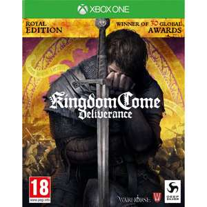 [Xbox One] Kingdom Come Deliverance Royal Edition - £15.95 delivered @ The Game Collection