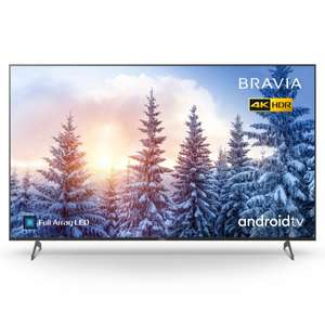 """Sony KD-75XH9005 75"""" Full Array LED 4K HDR Television with Android TV - £1599 - Hughes Direct + £100 Gift card offer"""