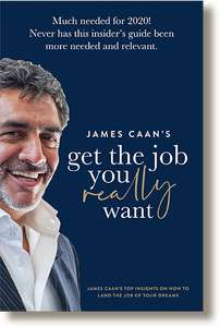 free ebook and audiobook of James Caan's Get the job you really want at Mirror Group