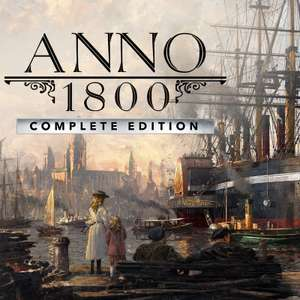 Anno® 1800 Complete Edition uplay £26.03 at Fanatical