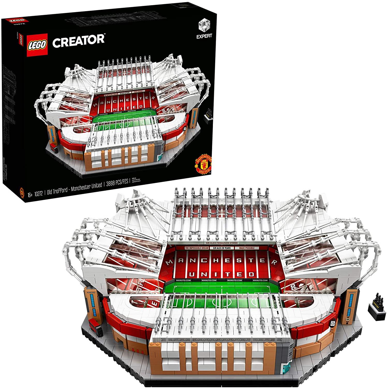 LEGO Creator 10272 Old Trafford - Manchester United £199.99 John Lewis & Partners