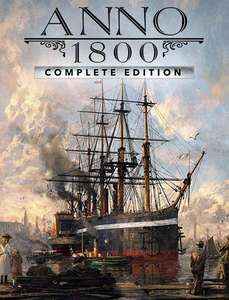 (PC - Uplay) Anno 1800 Complete Edition £24.11 @ GamersGate