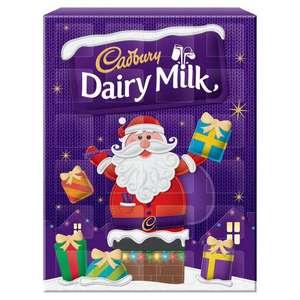 Cadbury chocolate advent calendar £1 @ Morrisons