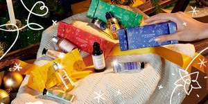 4 free Christmas Crackers with orders over £60 at L'Occitane Shop