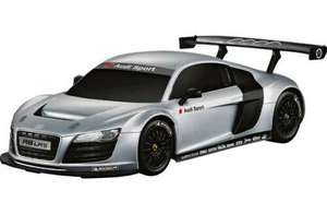 Rastar Audi R8 Injection Moulded Remote Controlled Car with Suspension System - £9.99 delivered @ Argos / ebay