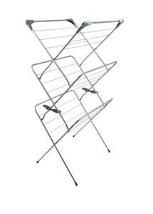 Addis Metallic 3 Tier Airer £10 (Free Collection) @ Asda George