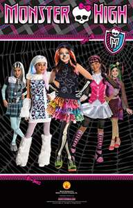 Monster high dress up £2.99 at Home Bargains Llanelli