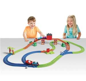 Thomas & Friends TrackMaster – Thomas & Nia Cargo Delivery Set £14.99 @ Smyths toys Free click and collect