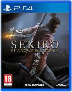 Sekiro Shadows Die Twice (PS4) - £28.76 using code + Free Delivery @ The Game Collection Outlet / eBay