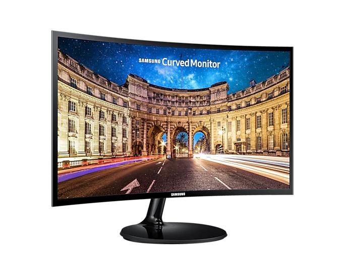 "27"" Curved Monitor - 1.8m Curve Radius Full HD LC27F390FHUXEN £129 @ Samsung"