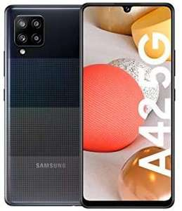 Samsung Galaxy A42 5G Android Smartphone 5,000 mAh 128 GB / 4 GB RAM - £256.85 / £249 Fee Free @ Amazon Germany