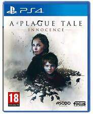 A Plague Tale: Innocence (PS4) Ex-rental £17.99 delivered @ Boomerang via Ebay