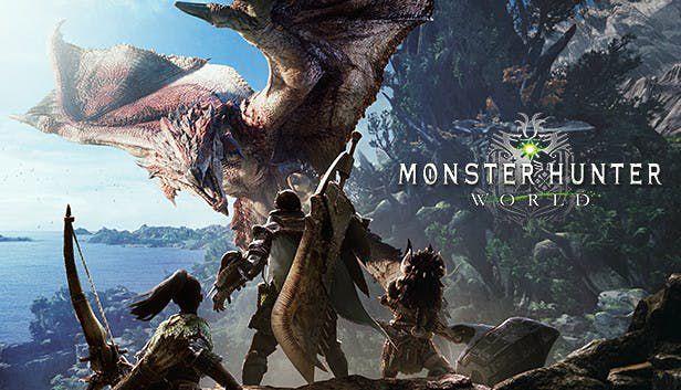 [PC Steam] Monster Hunter World - £12.49 @ Humble Store