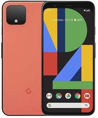 Google Pixel 4 64GB Orange, Unlocked B - £270 @ CeX