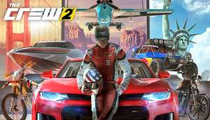 The Crew 2 £8.39 on Steam