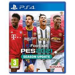 eFootball PES 2021 Season Update PS4 / Xbox One £14.99 Delivered @ Smyths