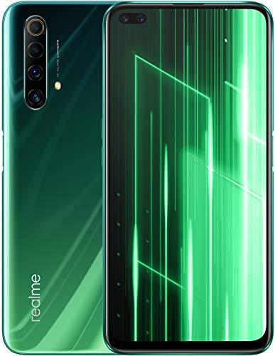 Realme X50 5G - Smartphone 128GB, 6GB RAM, Dual Sim, Jungle Green - Used Very Good £168.99 Amazon Warehouse
