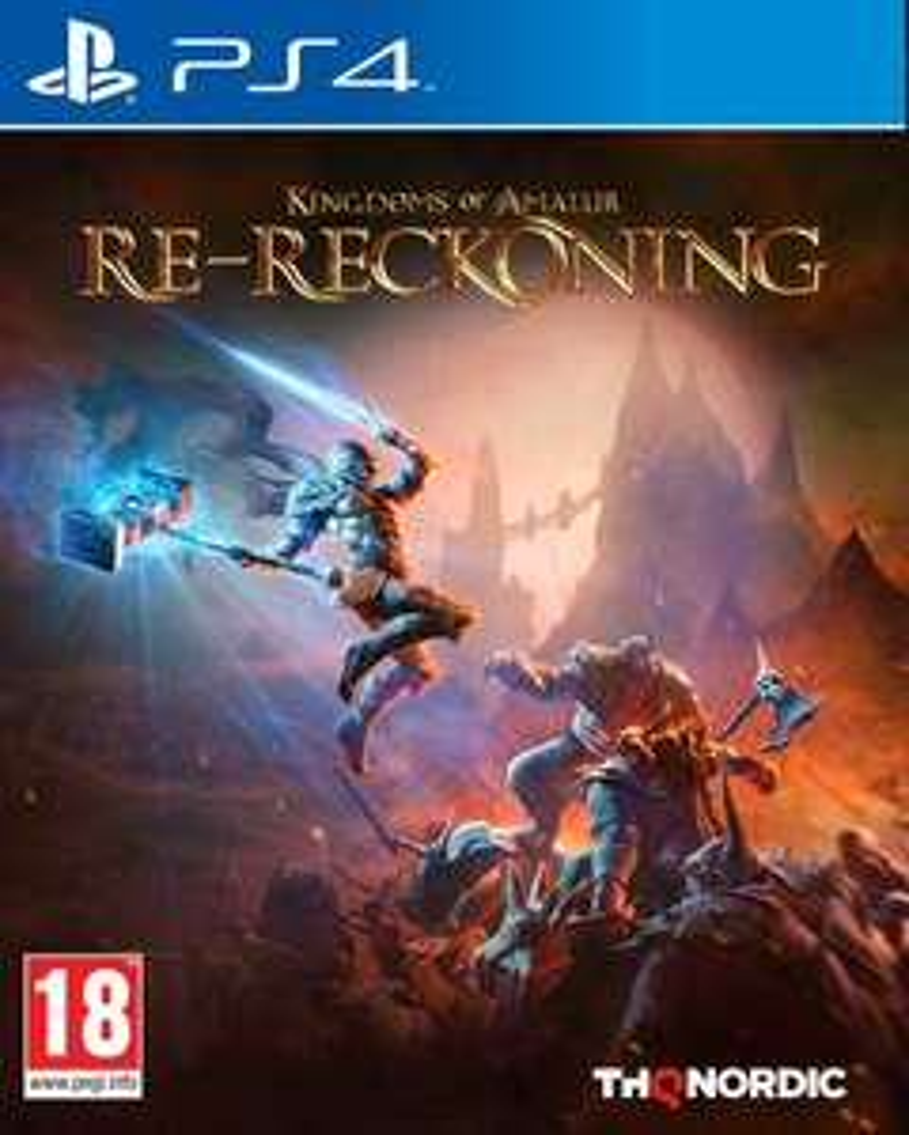 Kingdoms of Amalur: Re-Reckoning (PS4) £17.49 prime / £20.48 nonPrime Amazon