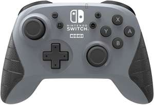 HORI Nintendo Switch Pro Wireless Controller - Grey for £32.99 @ Argos (free click and collect)