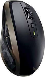 Logitech MX Anywhere 2 Wireless Mouse, Bluetooth or 2.4GHz £31.49 @ amazon