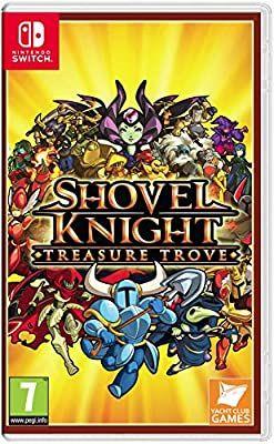 Shovel Knight: Treasure Trove (Nintendo Switch) £19.99 (+£2.99 Non Prime) @ Amazon