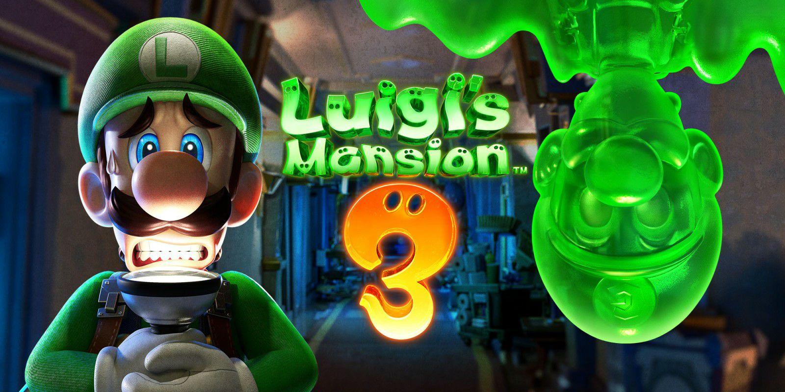 Luigis Mansion 3 (Nintendo Switch) £25.32 @ MusicMagPie ebay